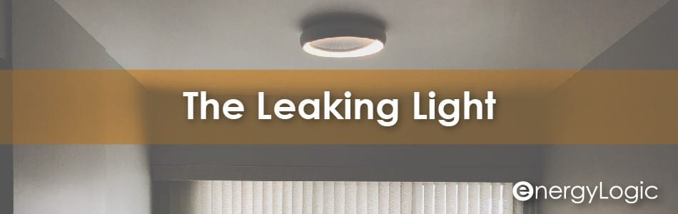 The Case of the Leaky Light