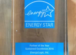 ENERGY STAR Partner of the Year - Sustained Excellence - 2016 EnergyLogic