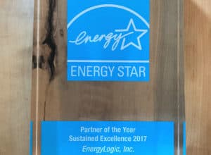 ENERGY STAR Partner of the Year - Sustained Excellence - 2017 EnergyLogic