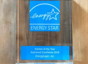 ENERGY STAR Partner of the Year - Sustained Excellence - 2018 EnergyLogic