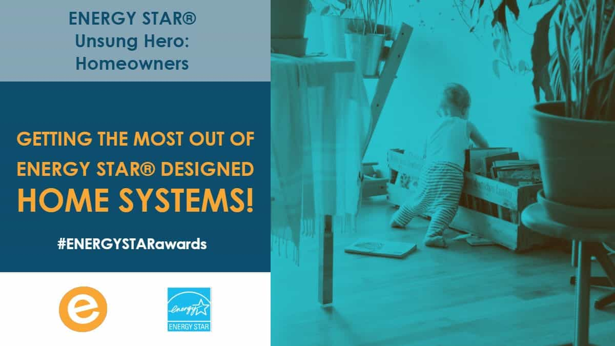 Homeowners ENERGY STAR awards