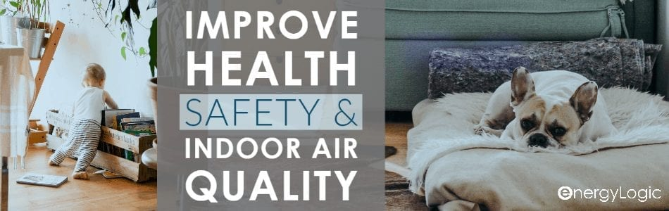 Improve health safety and indoor air quality in the face of COVID-19