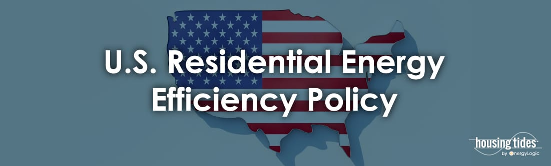 U.S. Residential Energy Policy