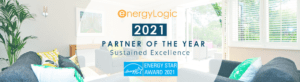 We're honored to receive the 2021 ENERGY STAR® Partner of the Year: Sustained Excellence Award
