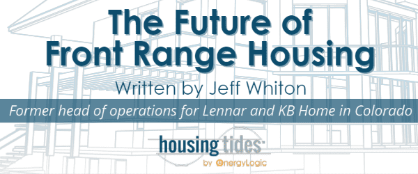 The Future of Front Range Housing Market by Housing Tides Blog Feature Image